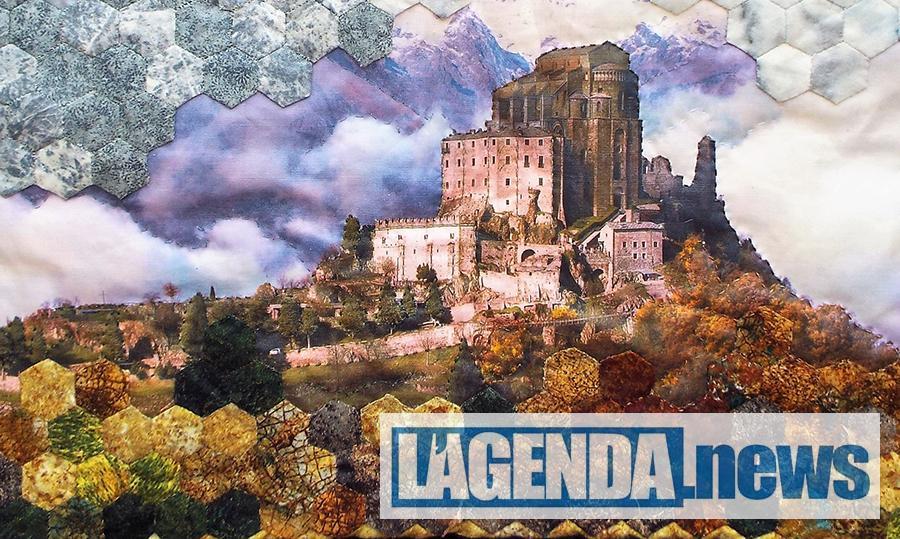 A Giaveno l&#39;<b>arte</b> del patchwork lungo le Vie Francigena e Romee