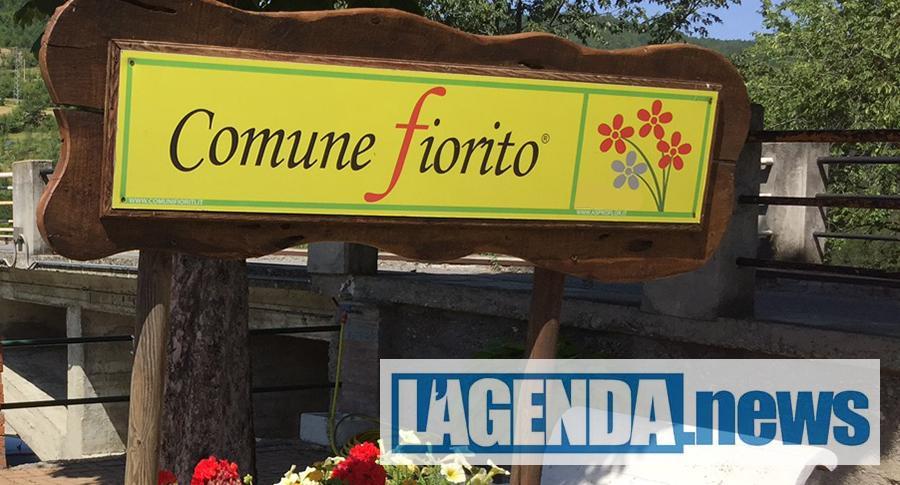 "Cesana Torinese premiata da Asproflor con quattro fiori rossi a ""Comuni fioriti"" patrocinate da Uncem"