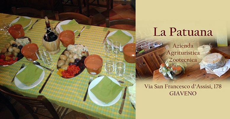 """Tre grandi pranzi alla Cascina """"La Patuana"""" di Giaveno: bagna cauda, agnolotti e gran fritto misto alla piemontese"""