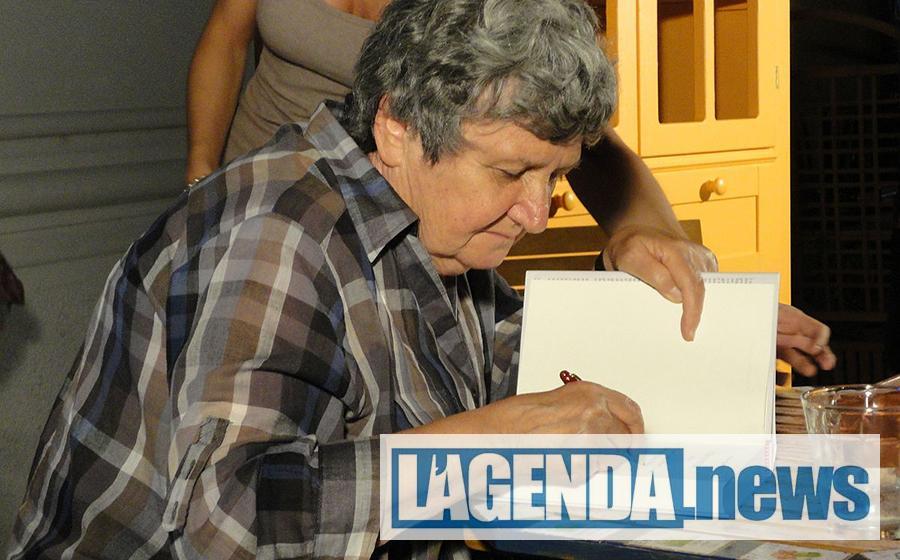 Margherita Oggero madrina a Buttigliera Alta dellapromozione letteraria