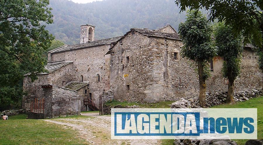 Villar Focchiardo, la Certosa di Monte Benedetto