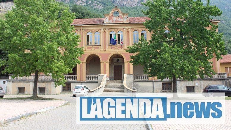 Borgone, il Municipio