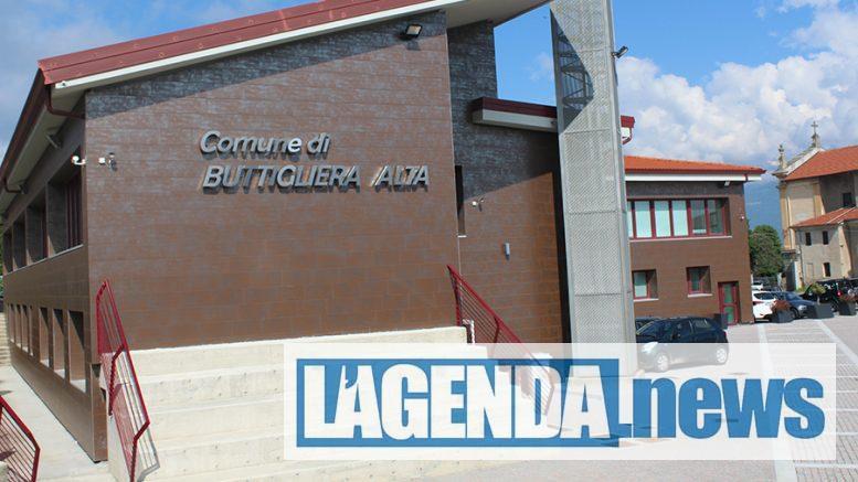 Buttigliera Alta, il Municipio
