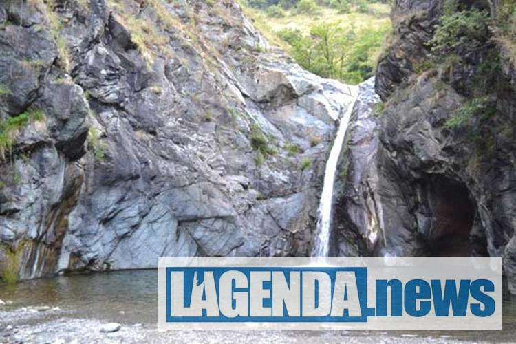 Recuperata una donna caduta incidentalmente nelle acque della Goja del Pis ad Almese