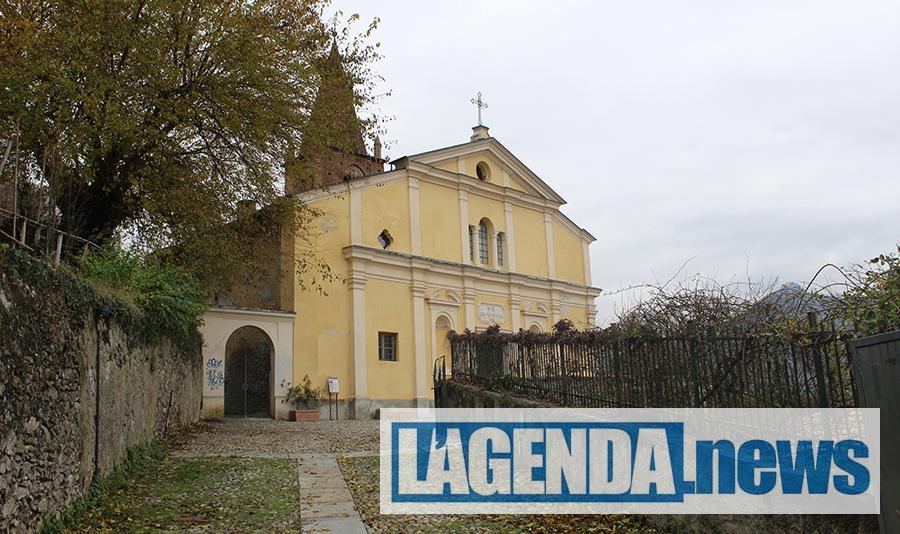 Avigliana, chiesa di Santa Maria Maggiore