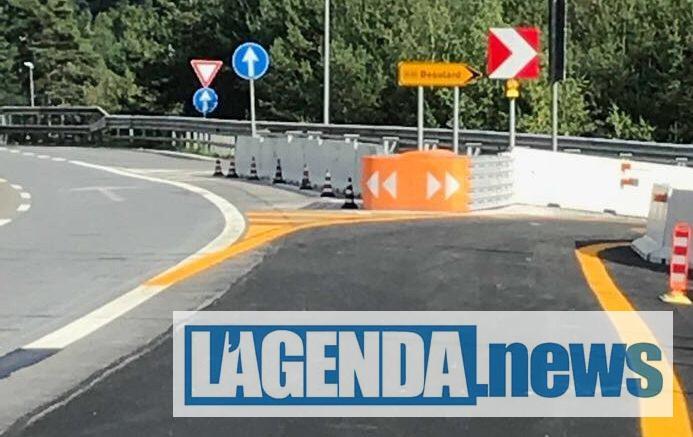 Autostrada torino bardonecchia savoulx