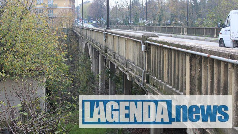 Alpignano, il ponte nuovo