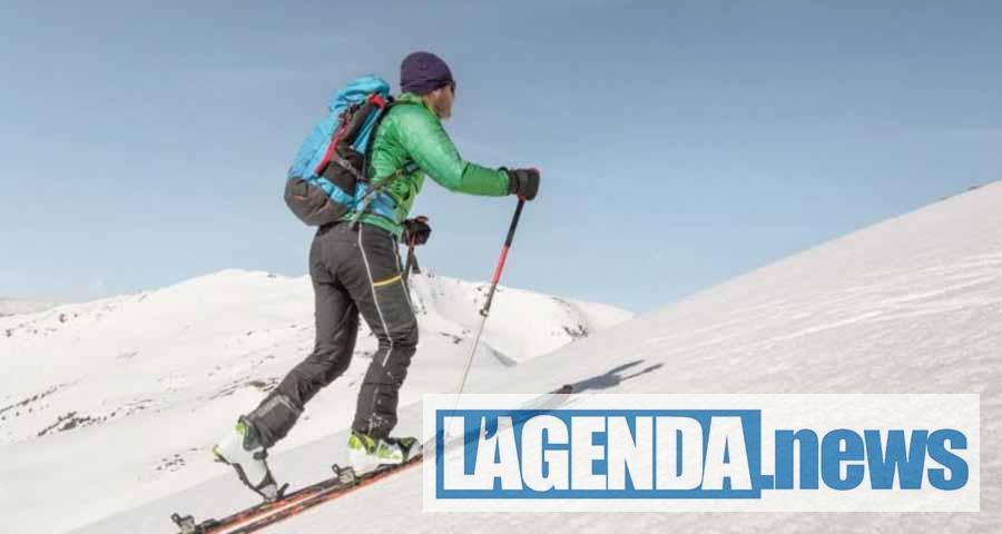 Bardonecchia, lo spettacolo delle montagne per gli sci-alpinisti