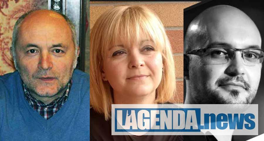 Elezioni a Bussoleno, con la Consolini: Ivano Fucile, Cinzia Richetto e Andrea Berno