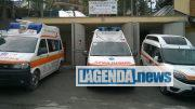 sauze oulx ambulanza