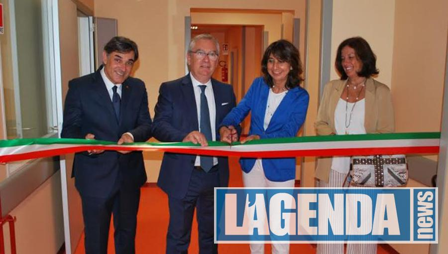 Ospedale di Rivoli: inaugurata la nuovissima Centrale di Sterilizzazione