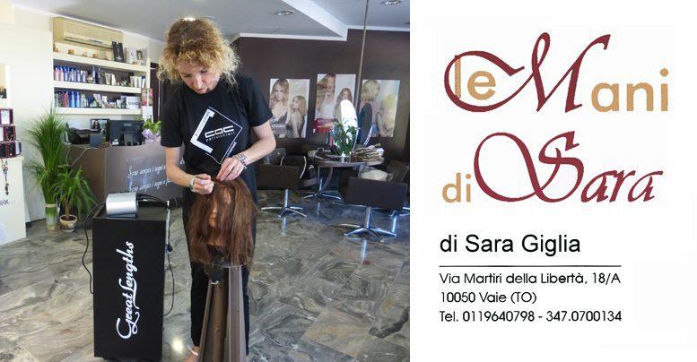 Le Mani di Sara Giglia a Vaie
