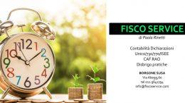 Fisco Service a Borgone Susa
