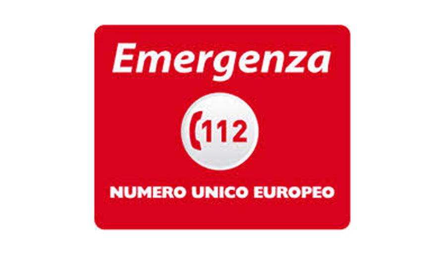 112 Numero Emergenza Europeo
