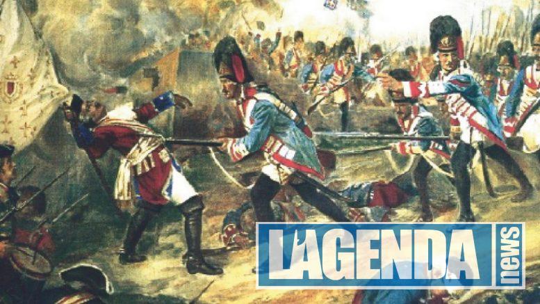 Battaglia assietta festa del Piemonte