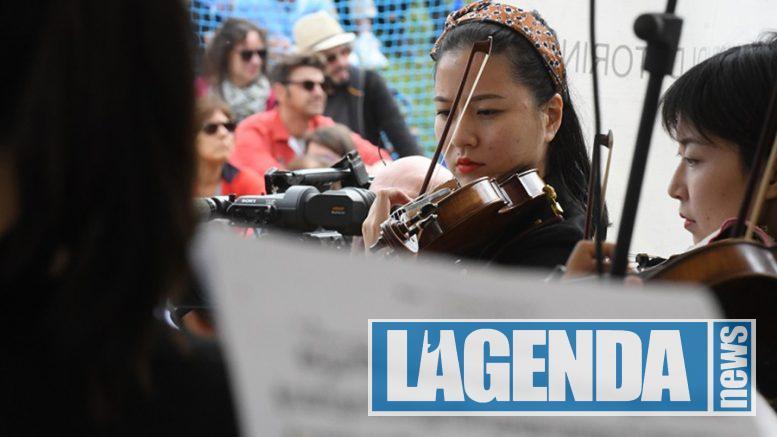 Bardonecchia orchestra cinese