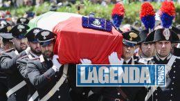funerale rega carabiniere