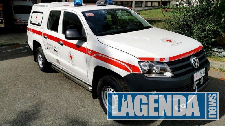 Croce rossa italiana susa