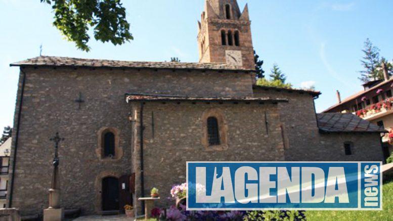 Sauze Oulx chiesa