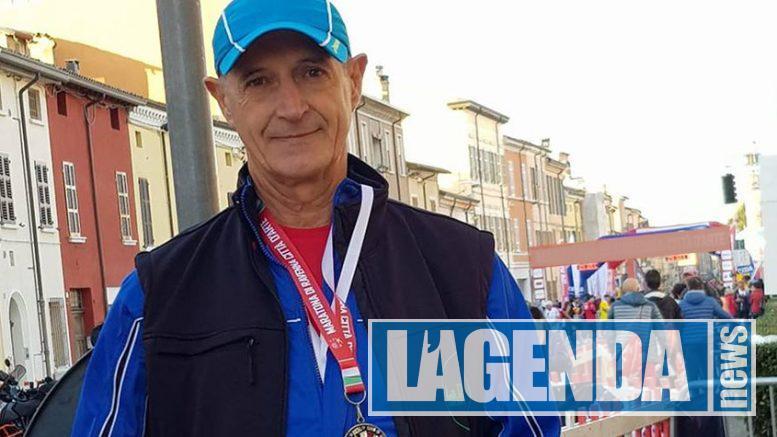 Efisio Picci di Chiusa di San Michele due medaglie agli European Master Games