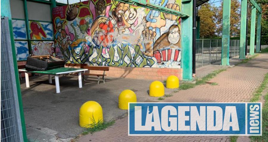Rivoli: l'amministrazione pensa alla manutenzione dei giardini pubblici di via Frejus