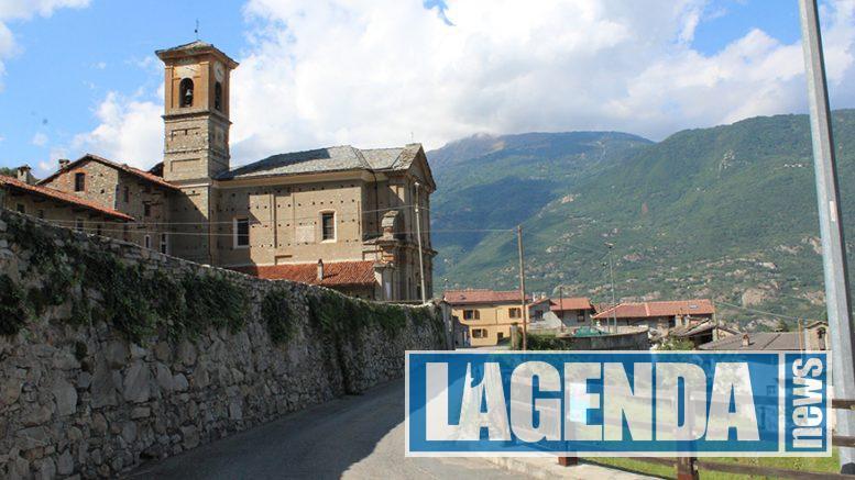 Villar Focchiardo chiesa