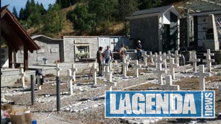 Cimitero Cesana