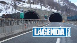 Autostrada galleria Cels