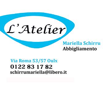 L'Atelier - Oulx