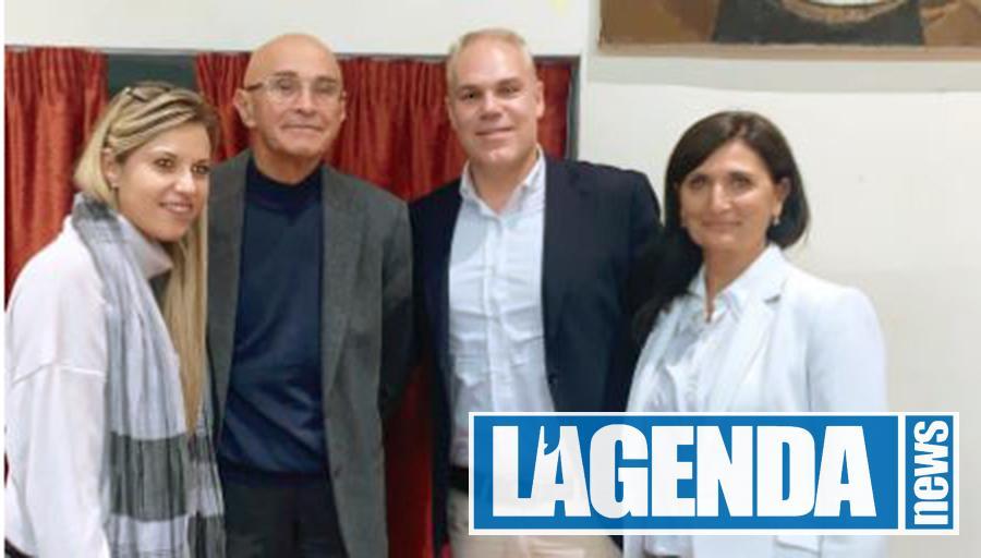 Rivoli presentazione libro di Ciravegna - http://www.lagendanews.com