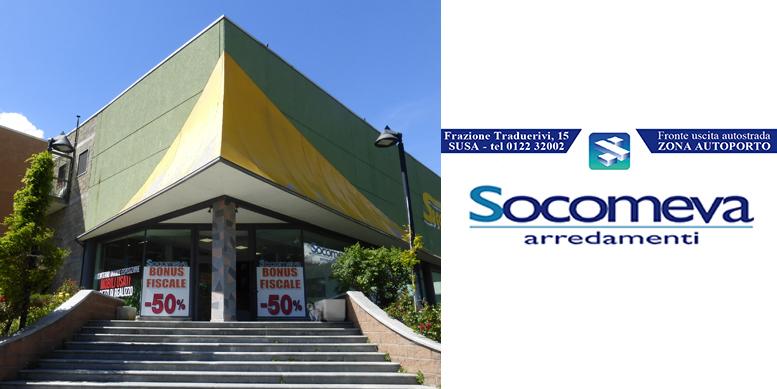 Socomeva arredamenti di Susa aperta ad agosto | L'Agenda News