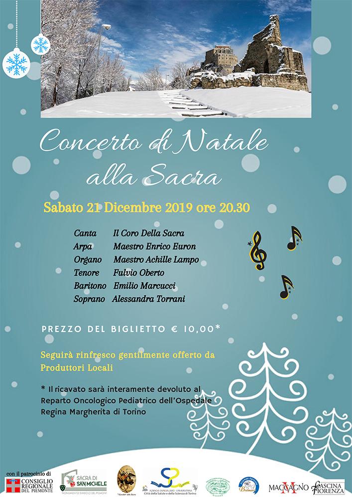 concerto di Natale alla Sacra
