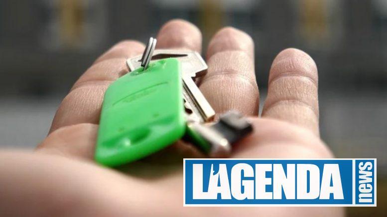 alloggio chiavi