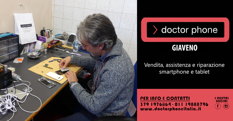 Doctor Phone a Giaveno