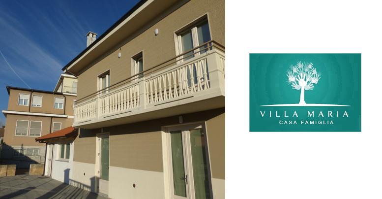 Villa Maria a Sangano Casa Famiglia