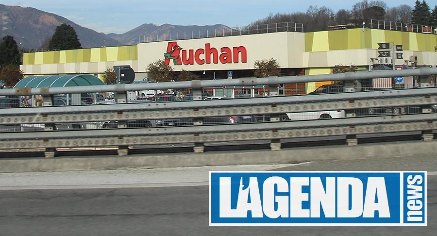 Rivoli: l'amministrazione scrive alla Regione per il passaggio Auchan-Conad