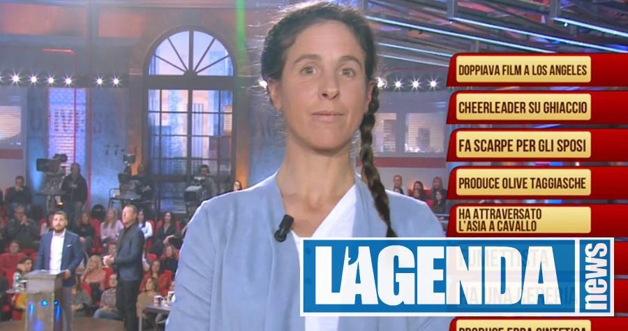 Paola Giacomini In Tv Nella Trasmissione I Soliti Ignoti L Agenda News