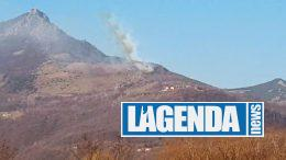 Incendio boschivo