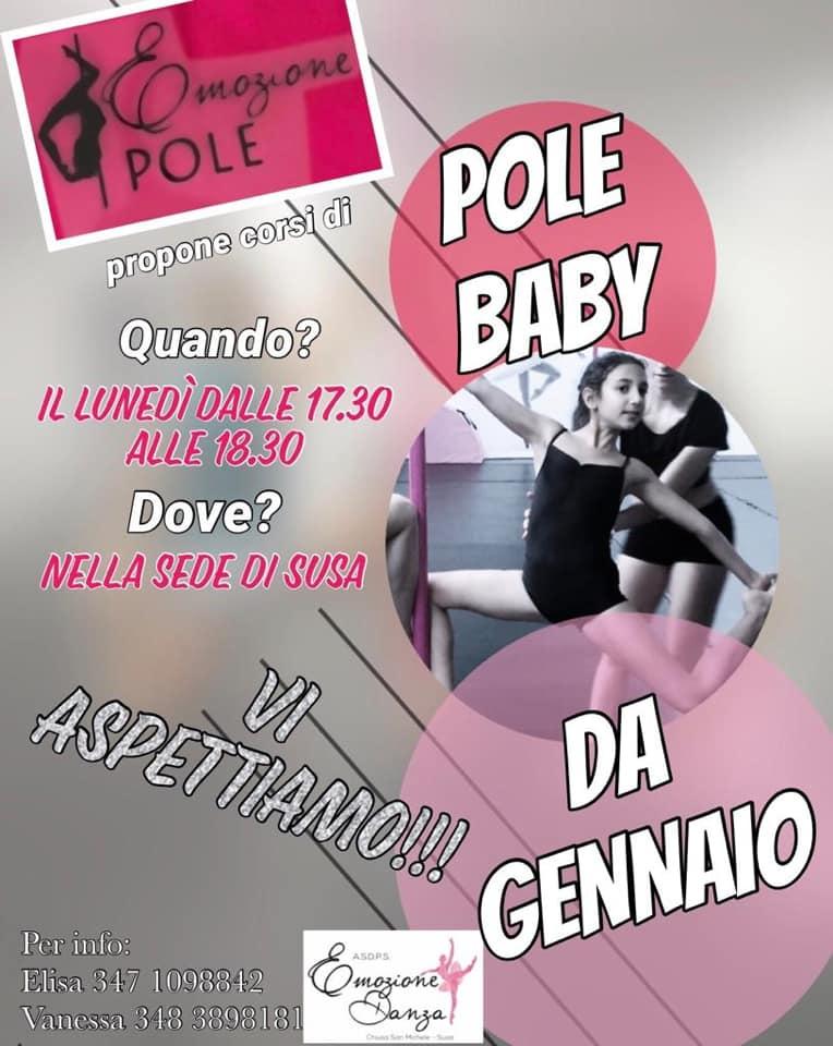 Emozione Danza la Pole Baby