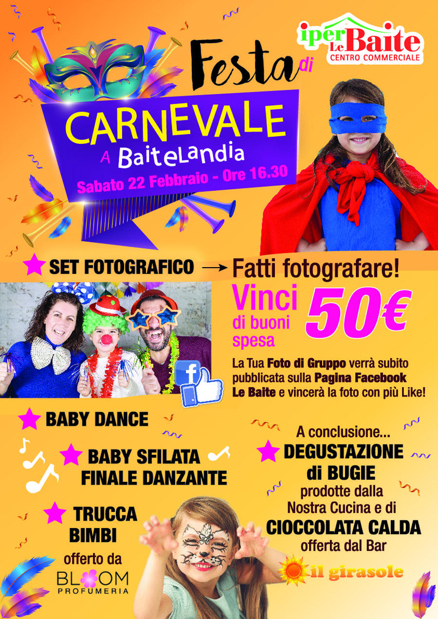 Carnevale Le Baite Oulx