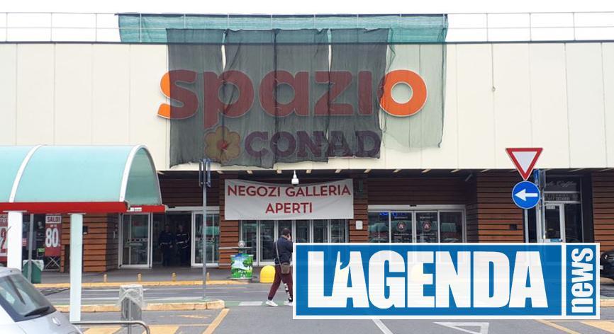 """Rivoli: al posto di Auchan c'è """"Spazio Conad"""""""