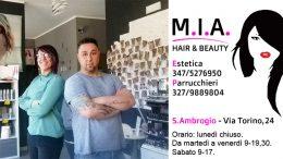 M.I.A. Hair & Beauty a Sant'Ambrogio