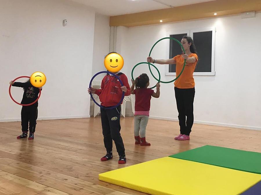 Federica Bon Play Gym