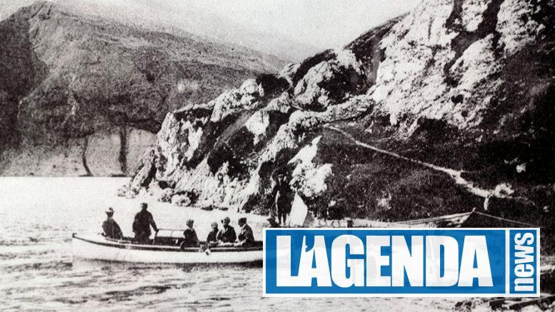 Barca al Lago del Moncenisio