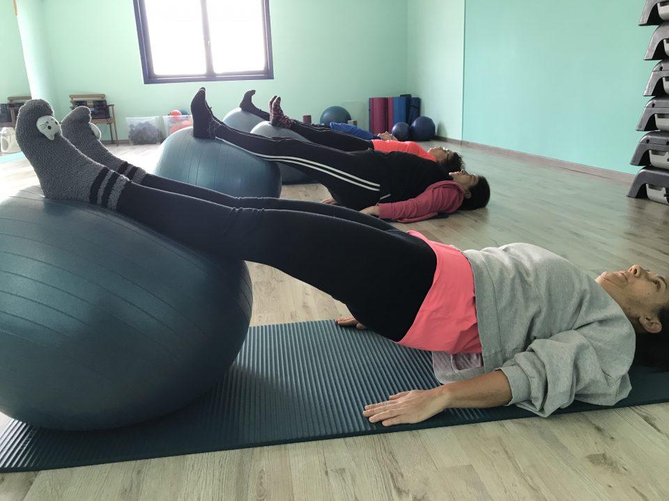 Federica Bon Postural Training