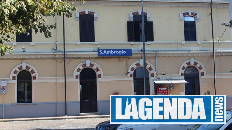 Sant'Ambrogio Stazione ferroviaria