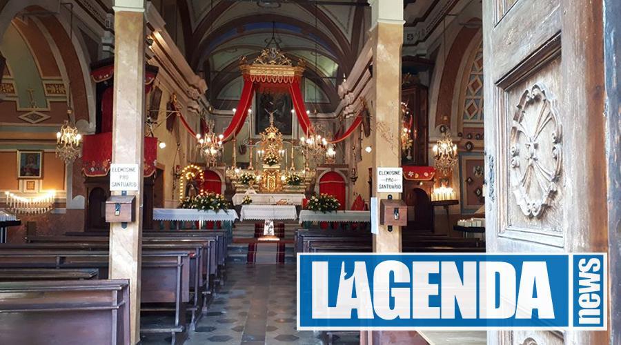 Santuario di San Pancrazio a Vaie