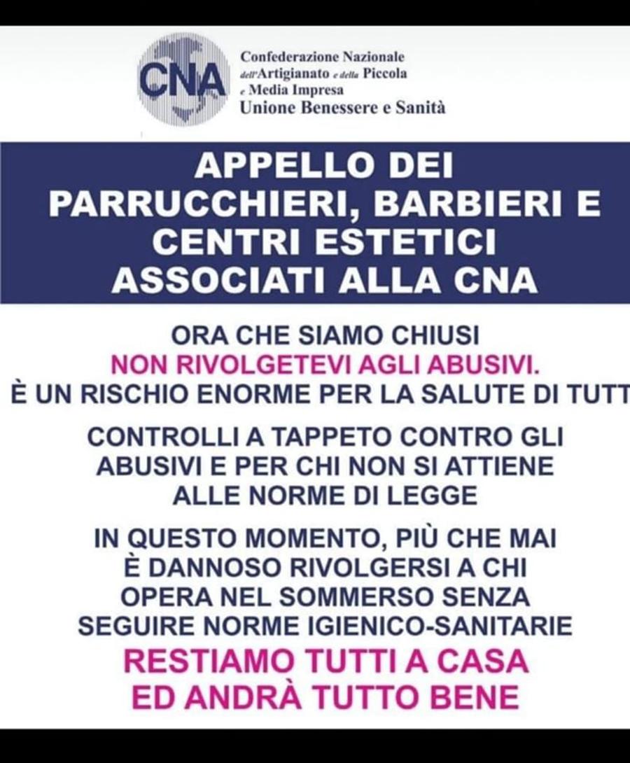 CNA parrucchieri