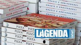 Asporto pizza