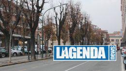 Giaveno, Viale Regina Elena